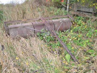 Benn Iron land Roller  9ft 2