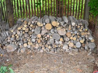Quantity of Firewood and logs