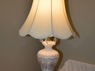 Table lamp  30  tall
