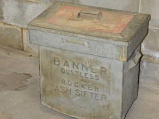Banter Dustless Rocker Ash Sifter