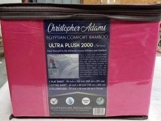 Ultra Plush 2000 Series Queen Sheet Set