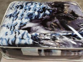 Fleece Blanket 160x220cm  5x7