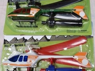 2 Totally Cool Toys Zoom Copters