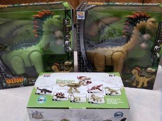 2 Totally Cool Toys Dino Valley Toys   Block Set