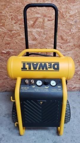 Dewalt Oil Free Portable Air Compressor