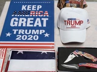 Trump Supporter Items