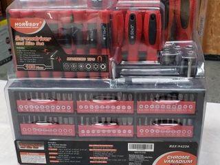 Horusdy 100pc  Screwdriver   Bits Set