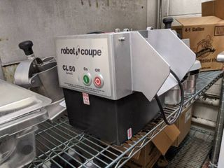 Robot Coupe Continuous Feed Commercial Food Prep Cl 50 Series E