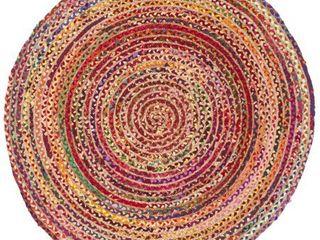 Safavieh Cape Cod Alisia Colorful Braided Area Rug