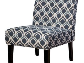 Aberjona Contemporary Fabric Slipper Accent Chair by Christopher Knight Home  Retail 118 99