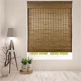 Arlo Blinds Bamboo Shade Cordless  33  x 60   set of 2