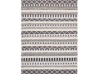 Karalee Ivory Brown Rug 8  x 10    Retail 384 99