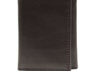 Men s George Brown Trifold Wallet