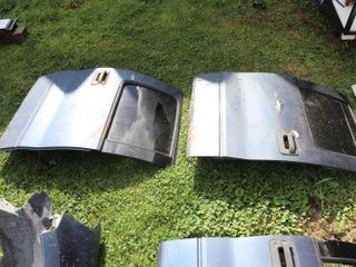 2   FORD F150 DOORS