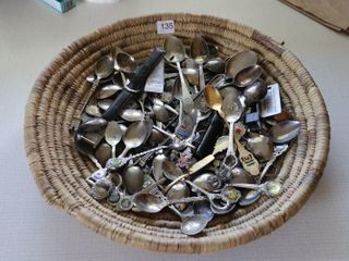 GROUP OF COllECTOR SPOONS