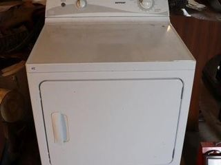 HOT POINT ElECTRIC DRYER