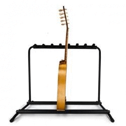 Guitar Stand  Multi Instrument Floorstand Guitar Rack Holder