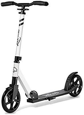 lascoota Scooters For Kids 8 Years And Up   Quick release Folding System