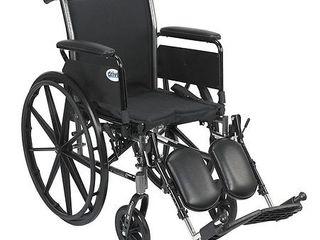 Transport WheelchairWheelchairs K3 Product Description  Cruiser III 20 lt Wt FlipBk FullArm 1 cs
