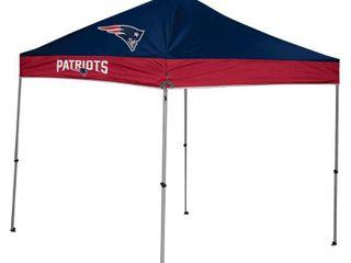 Rawlings NFl New England Patriots 9 x9  Straight leg Canopy Tent Frame