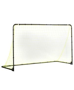 Franklin Sports 5  x 10  Black Folding Goal