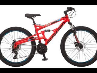 Schwinn Protocol 1 0 full suspension bicycle