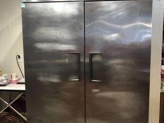 True T 49F 2 Door S S Freezer