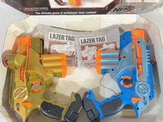 HASBRO NERF lAZER TAG PHOENIX lTX TAGGER 2