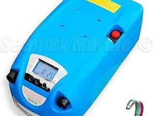 SEAMAX PORTABlE ElECTRIC AIR PUMP FOR INFlATBlE
