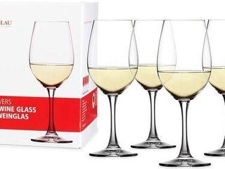 12 PIECES SPIEGElAU WINElOVERS WHITE WINE GlASS