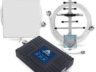 ANYCAll CEllPHONE SIGNAl BOOSTER WITH PANEl