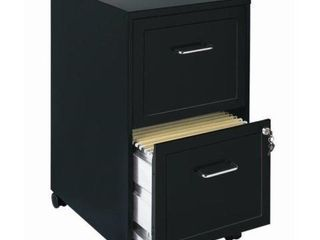 SPACE SOlUTIONS 18 INCH 2 DRAWER FIlE CABINET