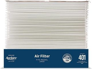 GENUINE APRIlAIRE 401 4 PC REPlACEMENT FIlTER
