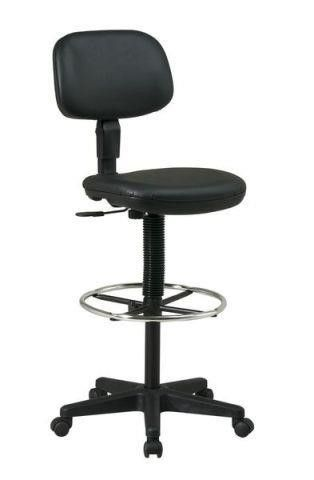 OFFICE STAR PRODUCTS VINYl DRAFTING CHAIR