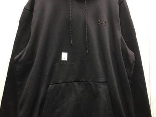 FINAl SAlE SM FRAY  UNDER ARMOUR MENS HOODIE
