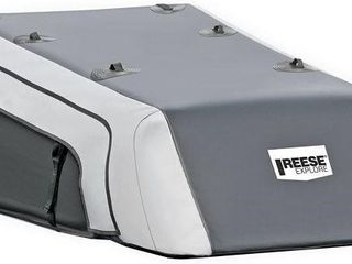 REESE EXPlORE RAINPROOF FOlDING ROOFTOP CARRIER