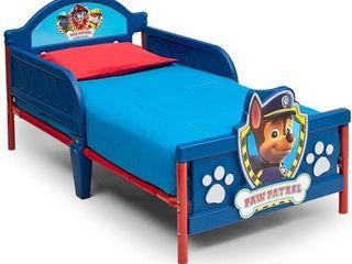 PAW PATROl 3D PlASTIC TODDlER BED
