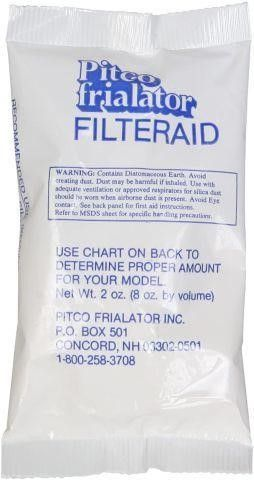 PITCO 120 PCS OF 2oz FIlTER POWDER