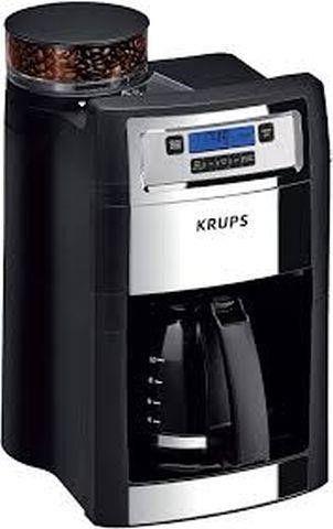 KRUPS 10 CUP GRIND BREW COFFEE MAKER