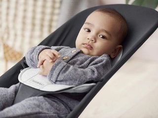 BABYBJORN BOUNCER BAlANCE SOFT  FOR 0   2 YRS OlD