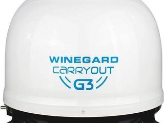 WINEGARD GM 9000 CARRYOUT G3 PORTABlE ANTENNA