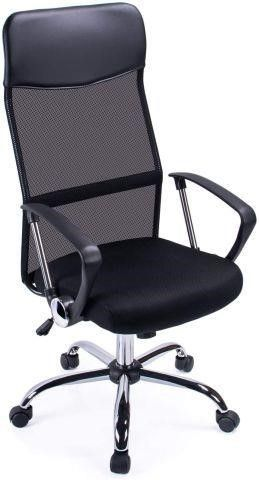 AMINITURE HOME OFFICE CHAIR  UP TO 220 POUNDS