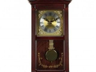 BEDFORD COllECTION WAll ClOCK