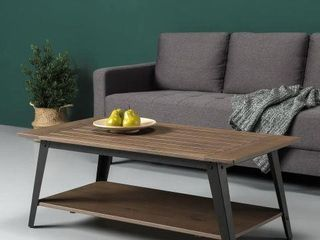 ZINUS COFFEE TABlE  47 X 23 5 X 18 INCHES