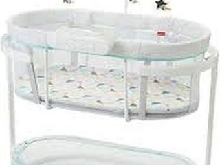 FISHER PRICE SOOTHING MOTIONS BASSINET