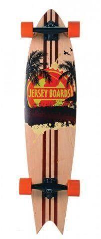 JERSEY BOARDS lONGBOARD 40  X 9 12