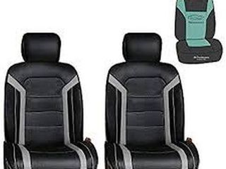 FH GROUP FUTURISTIC lEATHER SEAT FRONT