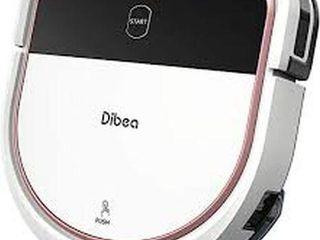 DIBEA ROBOTIC VACUUM ClEANER D500 PRO