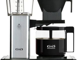 TECHNIVORM MOCCAMASTER 10 CUP COFFEE BREWER