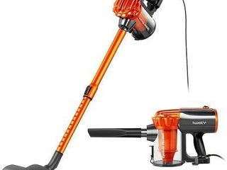 IWOlY V600 VACUUM ClEANER CORDED BAGlESS STICK